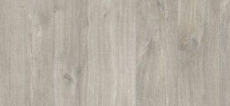 ПВХ-плитка Quick Step LIVYN Balance Rigid Click RBACL 40030 Дуб каньон серый пилёный