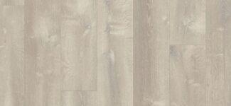 ПВХ-плитка Quick Step LIVYN Pulse Click PUCL 40083 Дуб песчаный теплый серый