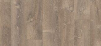 ПВХ-плитка Quick Step LIVYN Pulse Click PUCL 40086 Дуб песчаный коричневый