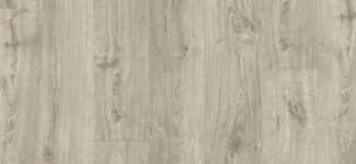 ПВХ-плитка Quick Step LIVYN Pulse Click PUCL 40089 Дуб осенний теплый серый