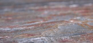 Каменный шпон Leaf Stone Классический Berning forest