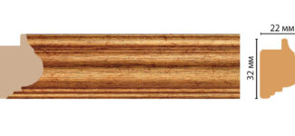 "Багет Decomaster ""Ренессанс"" от 20 до 49мм 651-176"