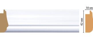 "Багет Decomaster ""Ренессанс"" от 20 до 49мм 477-114"
