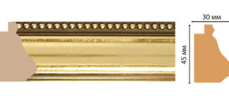 "Багет Decomaster ""Ренессанс"" от 20 до 49мм 528-1243"